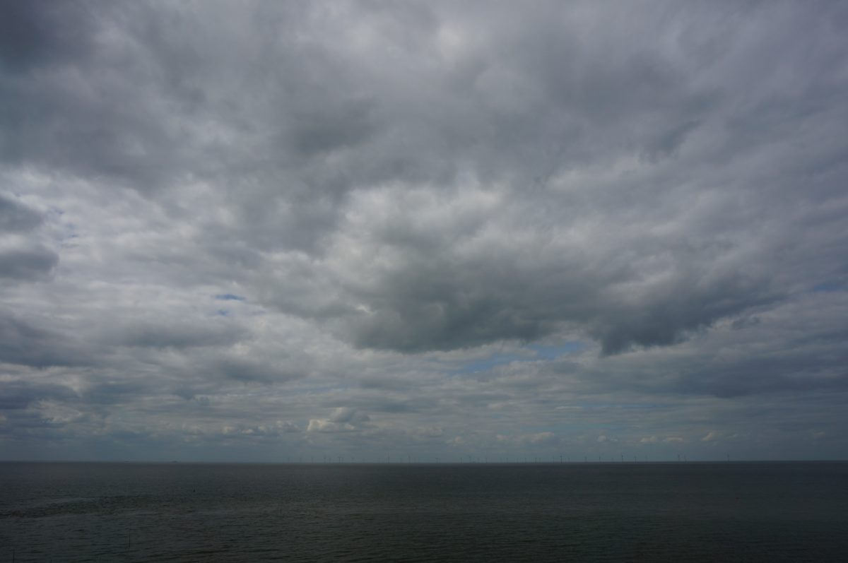 Sunday 24 May 20 – Stratocumulus and Cumulus