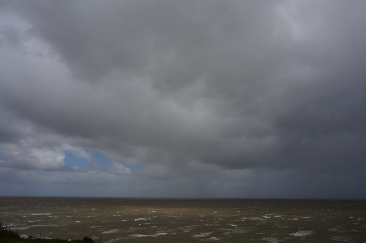 Monday 11 May 20 – Cumulus and Cumulonimbus